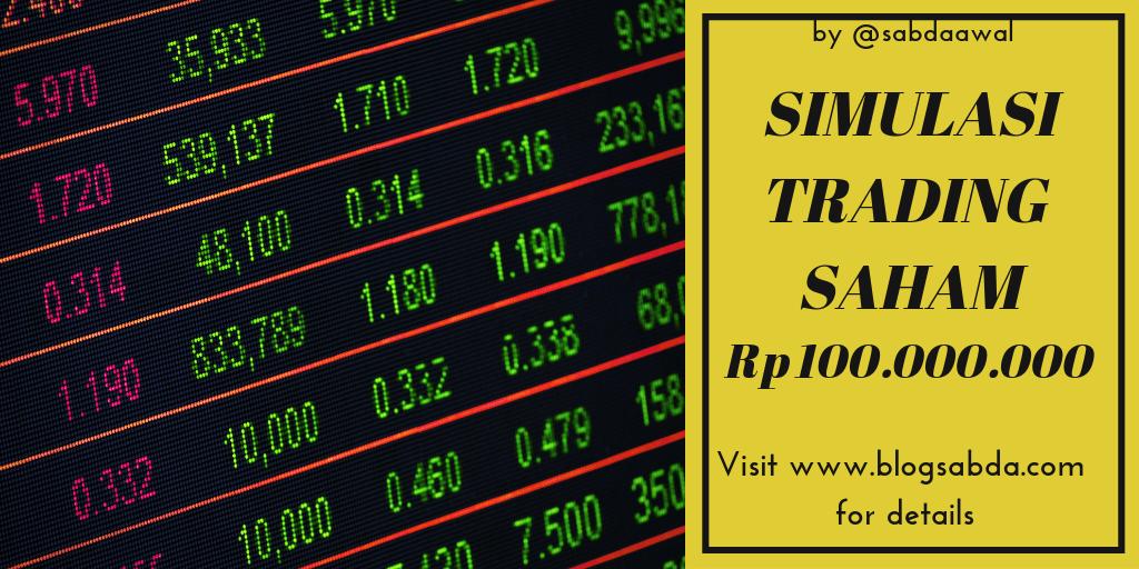 Demo trading Saham gratis