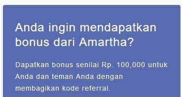 amartha bonus