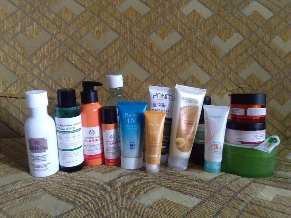 Besar Budget Skincare Untuk Pria Berdasarkan Pengalaman Saya Blogsabda Com
