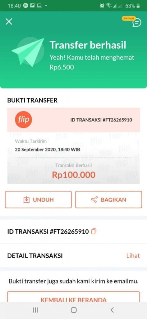 review aplikasi flip 2020