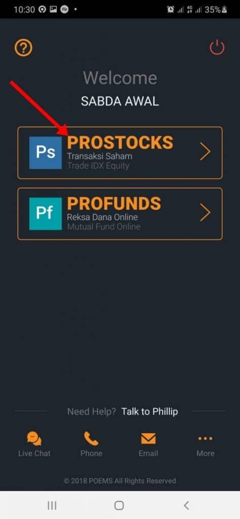 pilih prostocks