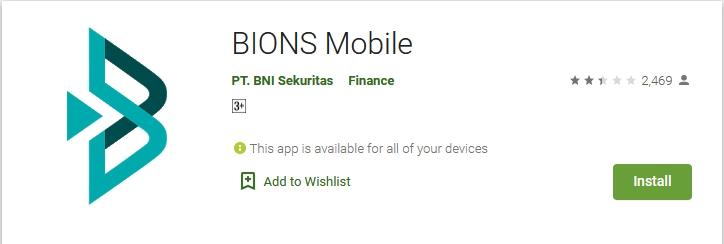 Bions Mobile