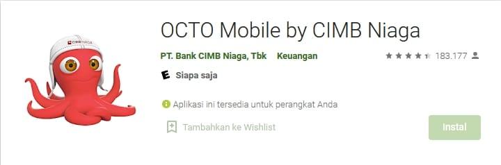 OCTO Mobile CIMB Niaga