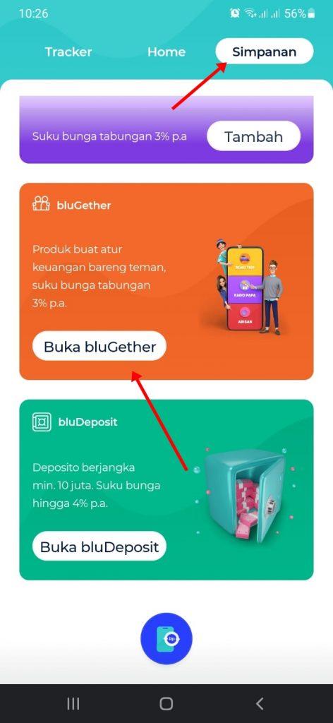 BluGether Blu BCA Digital